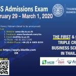 TBS admissions exam 2020 in Hanoi-01